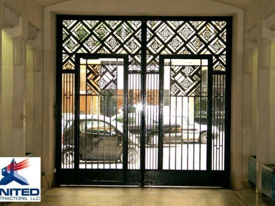 custom wrought iron gates myrtle beach sc