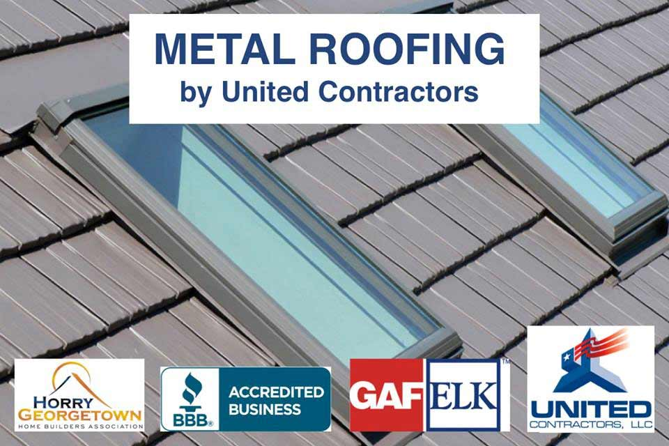 Environmentally Friendly Metal Roofing With United Contractors