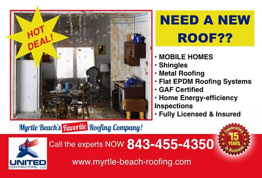 Roofing Company In Myrtle Beach Beware Of Roofing Scams