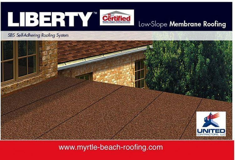 Roofing In Myrtle Beach Sc