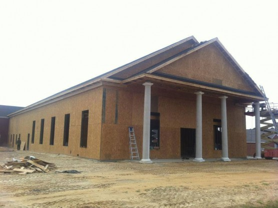 Church – Metal Framing