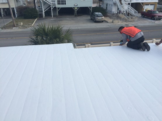 TPO Roofing System