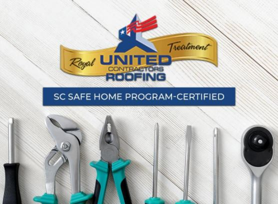 We're an Approved Contractor for the South Carolina Safe Home Program